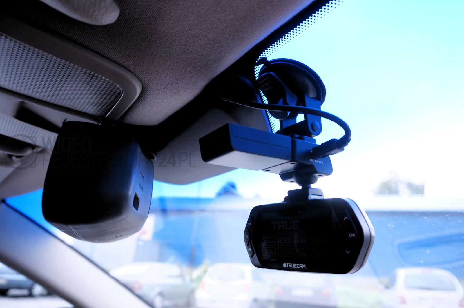 kamera samochodowa truecam a7s gps w sklepie