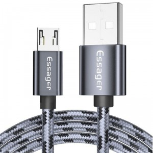 Essager Kabel MICRO USB QC 3.0 1m