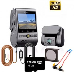 Viofo A129 Plus GPS DUAL Ultra Set