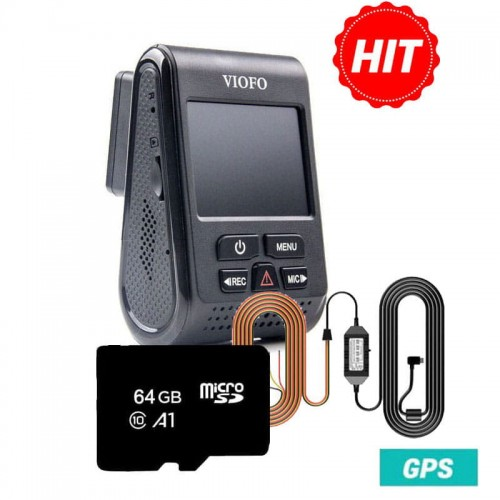 Zestaw Viofo A119 V3 GPS Power Set