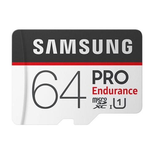 Karta pamiÄ™ci microSDXC Samsung PRO Endurance 64GB