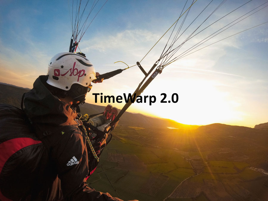 GoPro HERO8 Black TimeWarp 2.0