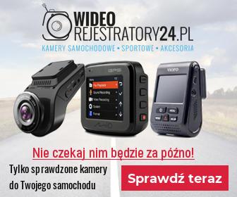 Tylko sprawdzone kamery samochodowe na WR24.PL
