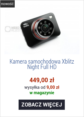 Xblitz Night oferta specjalna