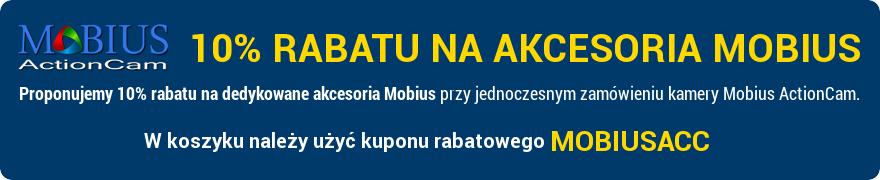 Mobius akcesoria promo